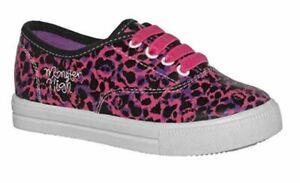 Monster High Girls' Purple Canvas Shoes - Size 12