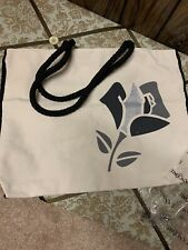 Lancome Thick Cotton Gift With Purchase Bag/tote