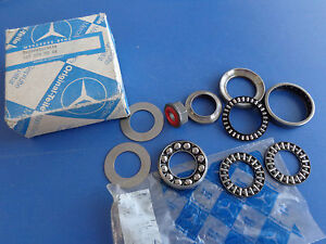 Mercedes Benz steering box repair kit W116 S SE SEL W114 W115 765 steering box