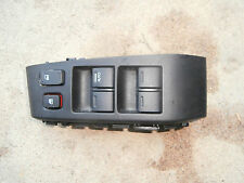 HONDA JAZZ 5 DR DRIVER SIDE FRONT DOOR MASTER SWITCH (M38539) TO FIT 2009-2012