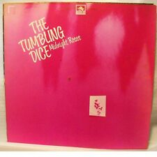 THE TUMBLING DICE - MIDNIGHT ROSES - LP Never Played