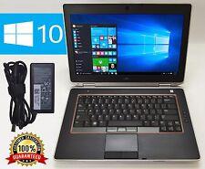 DELL LATITUDE  LAPTOP WINDOWS 10 PC DVDRW CORE i5 8GB RAM 160GB HDD WIFI WEBCAM