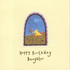 Happy Birthday Daughter Card - Blank Inside