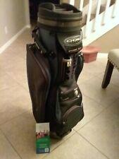 Ogio Stinger Skv Sport Cart Golf Bag with 8 way dividers