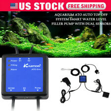 Aquarium Ato Auto Top Off System Smart Auto Water Filler With Dual Sensors Us