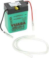 Yuasa Conventional 6V Battery 6N2-2A-4 YUAM2620B