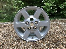 "1x Genuine Land Rover Discovery Series II 2 16"" Alloy Wheel Rim 8Jx16 (RRC002160"