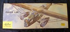 Heller Potez 540 Vintage Aircraft Model Kit 1/72