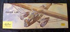Heller Potez 540 Vintage Aircraft Model Kit 1/72