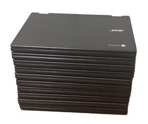 """Lot Of(10)  Acer Chromebook R 11 C738T-C8Q2 - 11.6"""" Celeron N3060/ 4GB RAM /16GB"""