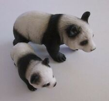 SCHLEICH - Germany Momma/Mother Bear & Cub Figurines from 2001, 2003