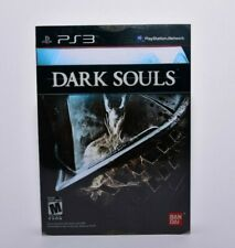 Dark Souls Collector's Edition PS3 NO ART BOOK