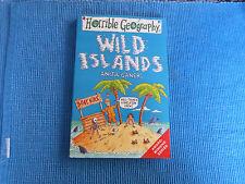 HORRIBLE GEOGRAPHY- WILD ISLANDS BY ANITA GANERI - ISBN 9780439978682