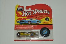 1992 Hot Wheels TWIN MILL 25th Anniversary Olive Green Collector's Edtn Diecast