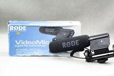 Rode VideoMic in Box