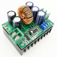 1200W DC-DC constant voltage constant current high power boost module LED drive