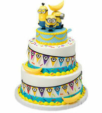 Minions Despicable Me cake decoration Signature Decoset cake topper set