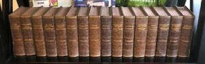 Charles Dickens Odhams Press Circa 1930 Full Collection 16 Books