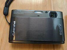Sony Cyber-shot DSC-TX1 10.2MP Digital Camera - Silver