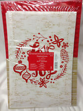 Hallmark Inspirations Pack Of 9 Assorted Gift Boxes Various Sizes Christmas