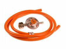 Propane Butane Gas Kit with Regulator 37mbar 1.5m Hose and Clips