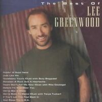 LEE GREENWOOD The Best Of CD BRAND NEW