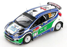 Ford Fiesta S2000 Pons - Haro Rally Mexico 2010 1:43