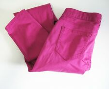 Celebrity Pink Womens Juniors Jayden Skinny Jeans Colored Wash Fuchsia Sz 9/29