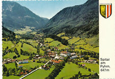 AK aus Spital am Pyhrn, Alpine Luftbild, Oberösterreich  (F21)