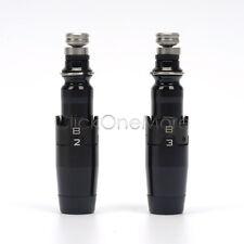 2 Pcs Adapter Sleeve .370 Golf Shaft Tip for Titleist 915H 915 913 Hybrids