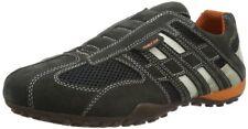 Herren Geox U Snake L U4207l Sneaker grau 43