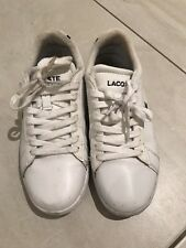 Lacoste Carnaby Sneakers in White - UK3 US5 EU35.5