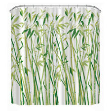 Bathroom Shower Curtain Waterproof Polyester 3D Small Bamboo (180*180cm) Decor