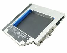 2ND zweite HDD SSD Festplatten caddy für HP EliteBook 8460P 8460W 8470P 8470W