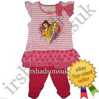 Ragazze Disney Principessa T-shirt maglietta & Legging Outfit