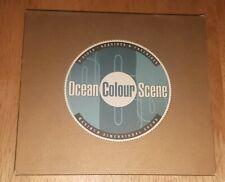 OCEAN COLOUR SCENE- 'B-SIDES, SEASIDES AND FREERIDES' CD 1997 alt rock britpop
