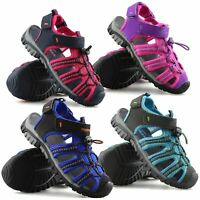 Boys Girls Kids Trespass Summer Beach Casual Walking Sports Sandals Shoes Size