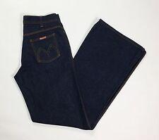 Meltin pot redhot W29 42 43 jeans donna a zampa loose bootcut usato blu T1280