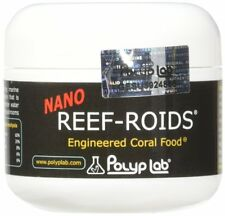 ReefRoids NANO Coral Food - Polyplab 2 OZ - New Arrival 2018 stock Reef Roids