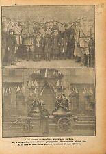 Général Louis Ernest de Maud'huy Gouverneur de Metz  Saint-Cyr 1919 ILLUSTRATION