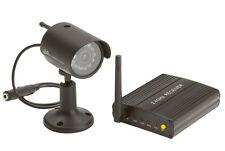 FRIEDLAND RESPONSE CWFK1 WIRELESS CCTV CAMERA & RECEIVER OUTDOOR NIGHT VISION