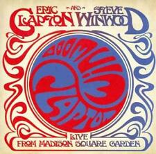 ERIC CLAPTON/STEVE WINWOOD - LIVE FROM MADISON SQUARE GARDEN NEW CD