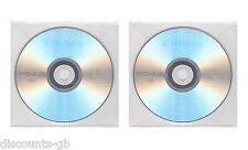 2x Discs Verbatim 43666 8.5GB 8x 240min DVD+R DL Double Layer in Single Sleeve