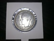 Zilveren 50 Frank Koninklijk huwelijk 1960 Latijnse versie