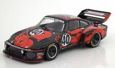 NOREV Porsche 935 Le Mans 1977 1:18 Voiture Miniature - Rouge/Noir (187433)
