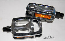 1 Paar Pedale Pedal Fahrradpedale Marwi UNION SP-811 Aluminium Anti-Rutsch