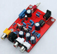 YJ Assembled DAC board TDA1543 + CS8412 decoder board DC12V