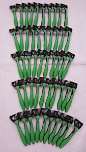 Schick Xtreme 3 disposable triple blade sensetive razor 50 count in Bulk