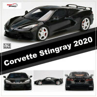 TSM TopSpeed 1:18 Scale Chevrolet Corvette Stingray 2020 Car Model Collection