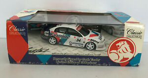 *SIGNED* GARTH TANDER 2000 SIGNATURE SERIES TOURING CAR HOLDEN 1:43 SCALE MODEL